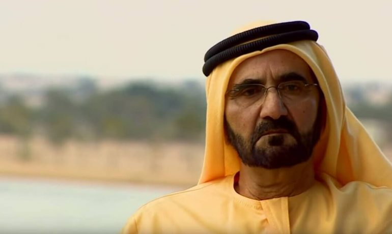 Sheikh Mohammed Exclusive Interview With BBC NEWS
