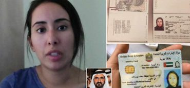 Mystery of the runaway Princess - Daughter of Dubai's Ruler Sheikh Mohammed