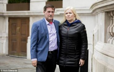 Herve Jaubert & Tiina Jauhiainen Interview With British Newspaper