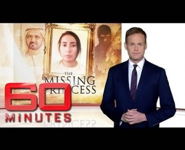 Award winning TV news show 60 Minutes on kidnapped Princess Latifa