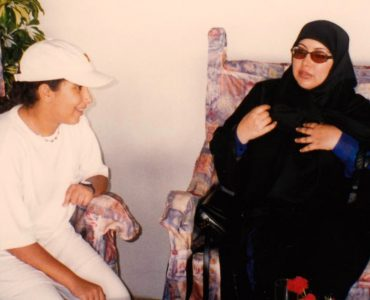 MOTHERS DAY CALLS TO MOTHER OF KIDNAPPED PRINCESS LATIFA TO RELEASE HER