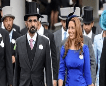 Mystery surrounds London family court case between Emirati Sheikh Mohammed and Princess Haya.