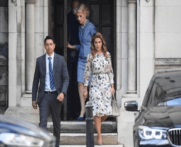 Dubai ruler's estranged wife seeks forced marriage protection order in London court
