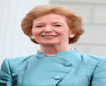 Mary Robinson faces fresh criticism for role in Dubai princess case as sheikh's wife flees to Germany